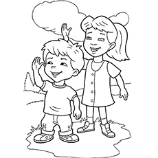 230x230 Top Free Printable Dragon Tales Coloring Pages Online