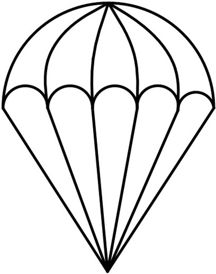 728x926 Hand Drawn Vector Drawing Of A Stick Figure Hanging On Parachute