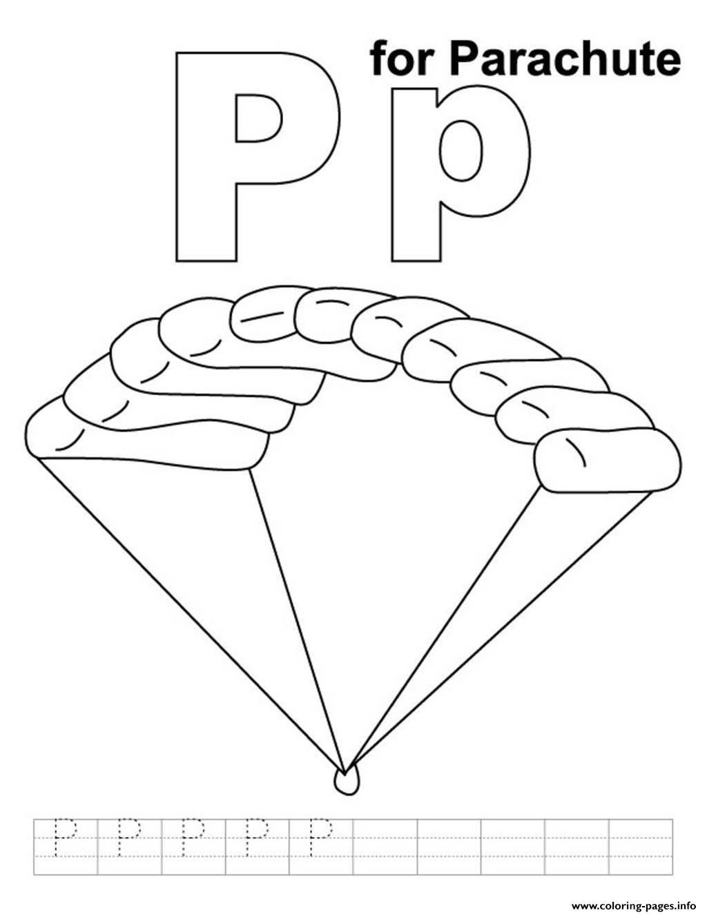 1024x1325 Perfect Parachute Coloring Pages Image