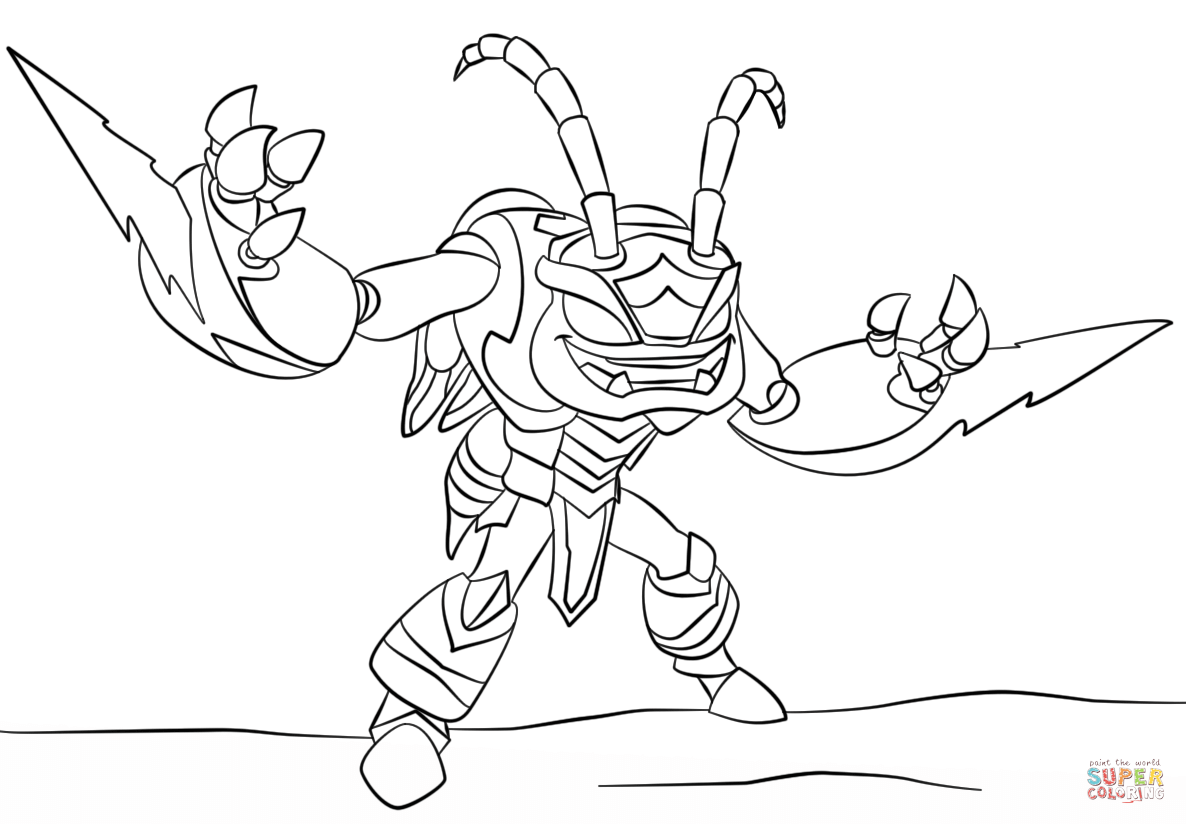 1186x824 Selected Skylanders Giants Thumpback Coloring Pages Hot Dog