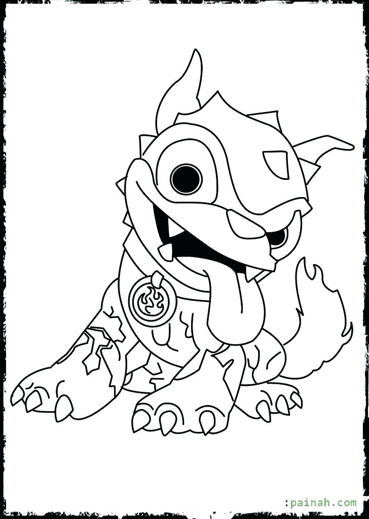 728x1024 Skylander Giants Coloring Pages Coloring Page Color Pages Giants