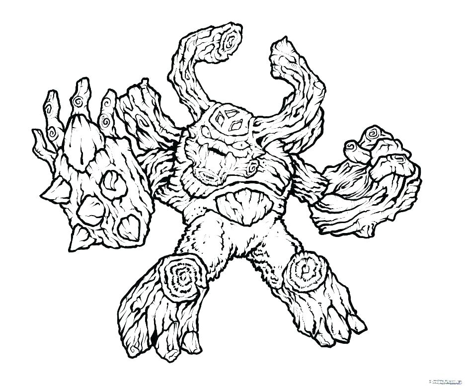 940x783 Skylanders Coloring Pages Printable Coloring Pages Printable Hot