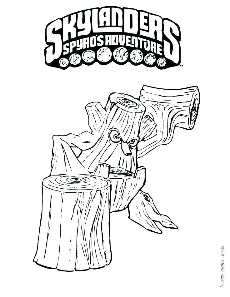 736x951 Skylanders Giants Coloring Pages Hot Head Color Elegant Able Image