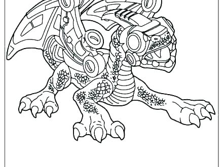 440x330 Skylanders Hot Dog Coloring Pages Giants Colouring Pages Hot Dog