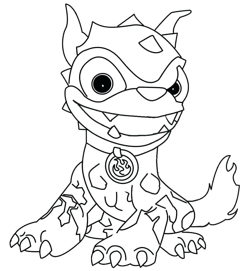 850x925 Skylanders Hot Dog Coloring Pages Hot Dog Coloring Page Coloring