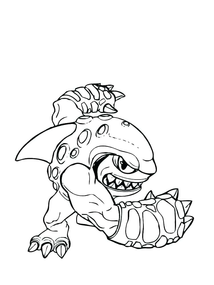 750x1000 Skylander Color Pages Coloring Pages Of Coloring Pages To Print