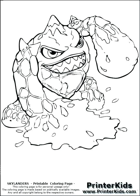 580x812 Skylanders Colouring Pages Printable Coloring Pages Printable Best