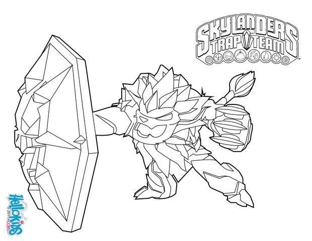 620x480 Skylanders Trap Team Coloring Pages Skylanders Trap Team Coloring