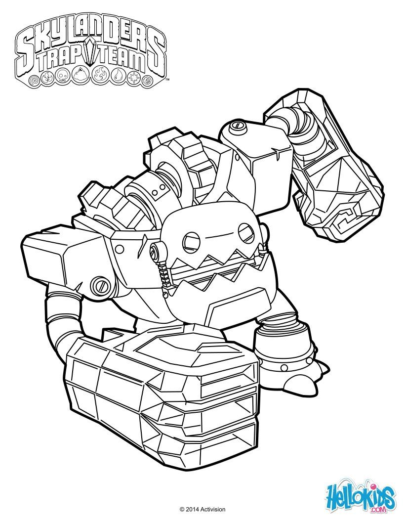 820x1060 Jawbreaker Coloring Page Cole's Birthday