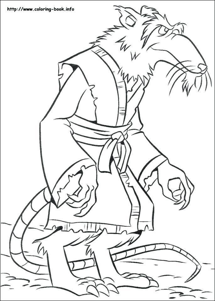 685x960 Teenage Mutant Ninja Turtles Coloring Pages Online Teenage Mutant