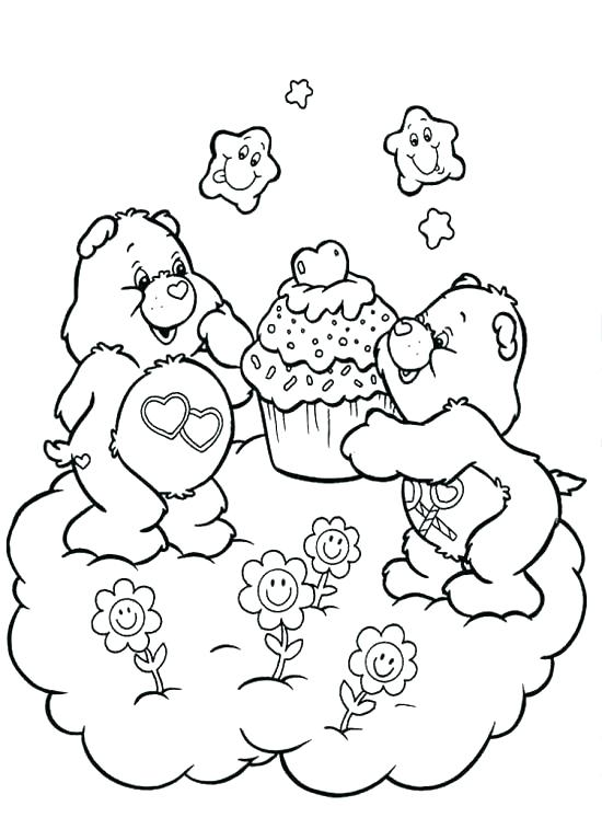 550x757 Teddy Bear Coloring Pages For Toddlers And More Sleeping Bear