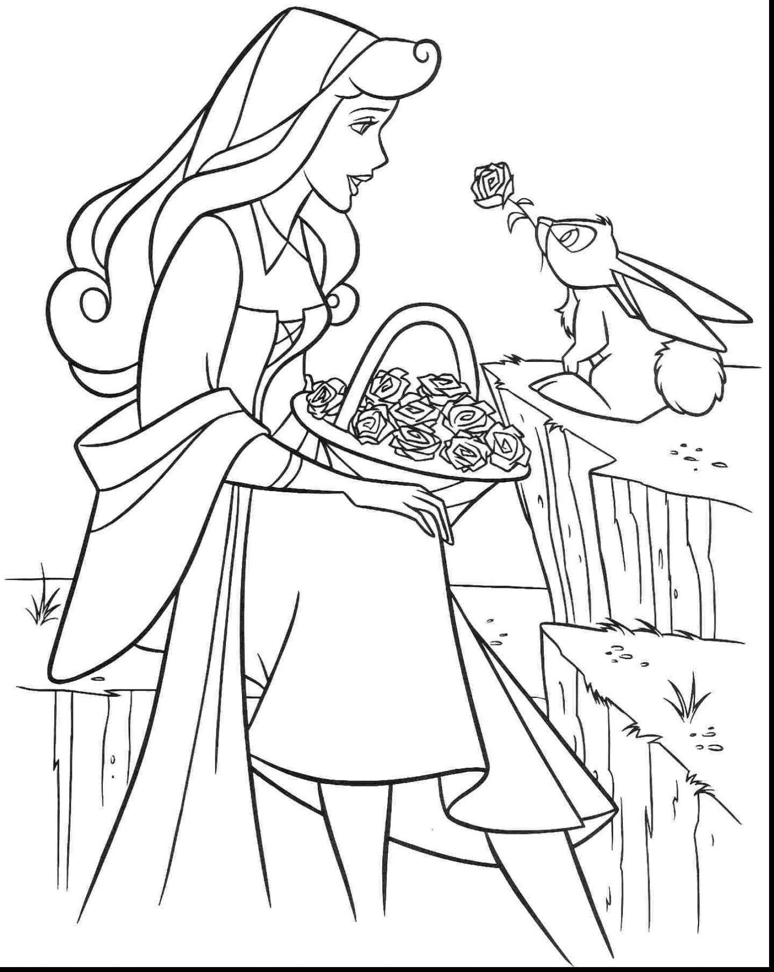 1573x1975 Luxury Sleeping Beauty Coloring Pages Advance