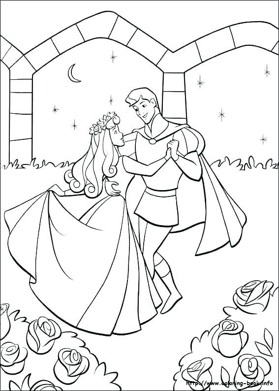 567x794 Sleeping Beauty Coloring Page Ss Sleepg Colorg Sleeping Beauty