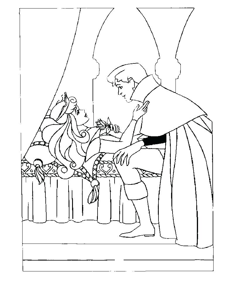 809x960 Sleeping Beauty Coloring Pages Sleeping Beauty Coloring Book Plus