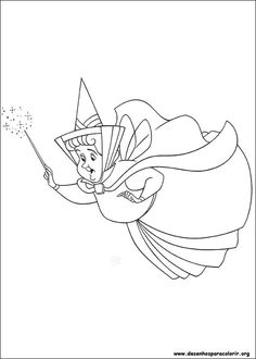 236x330 Sleeping Beauty Coloring Pages Maleficent Coloring Page Cartoon