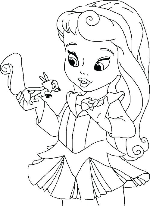 498x683 Disney Colouring Pages Sleeping Beauty Kids Coloring Sleeping