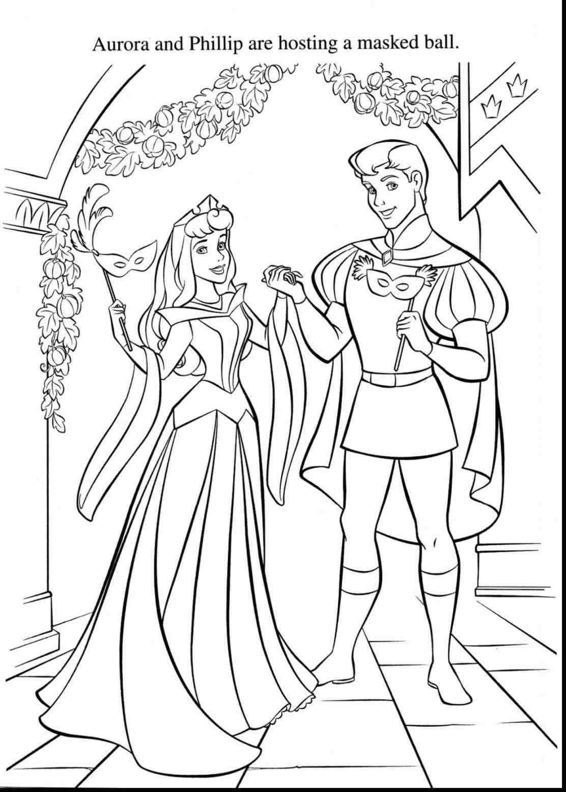 1112x1554 Fantastic Sleeping Beauty Fairies Coloring Pages Component