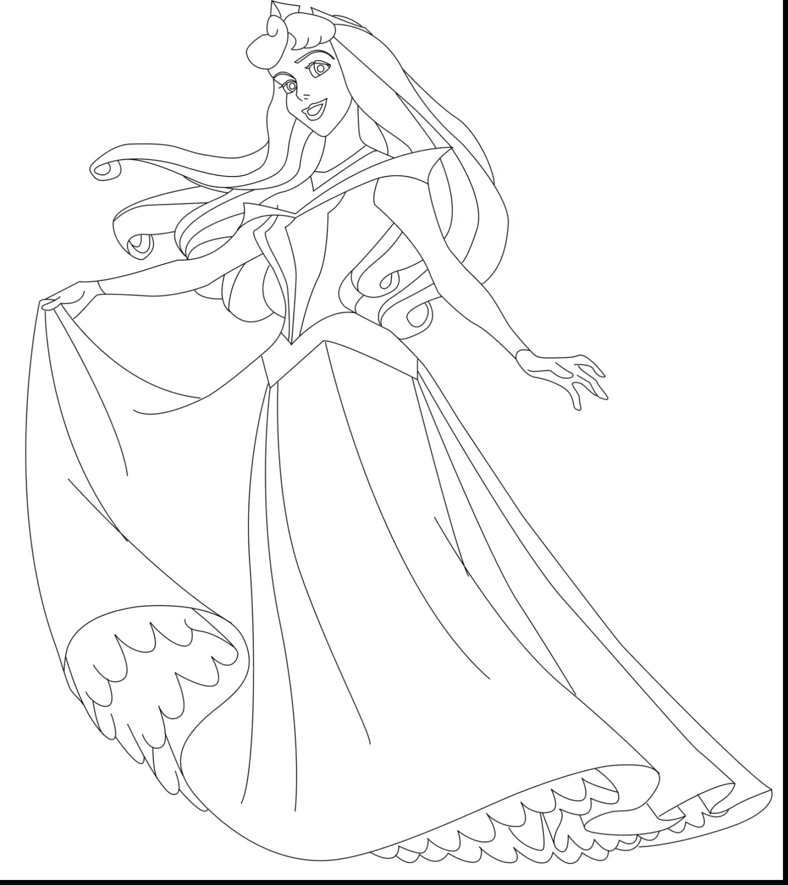 1567x1760 Princess Fairy Coloring Pages Beautiful Awesome Princess Coloring