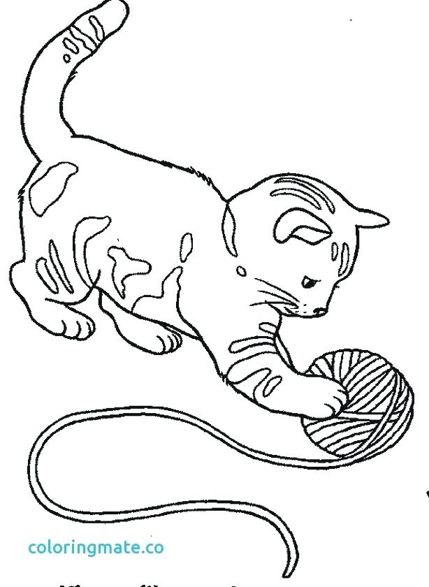 614x840 Free Puppy Coloring Pages Online Printable Coloring Kitten