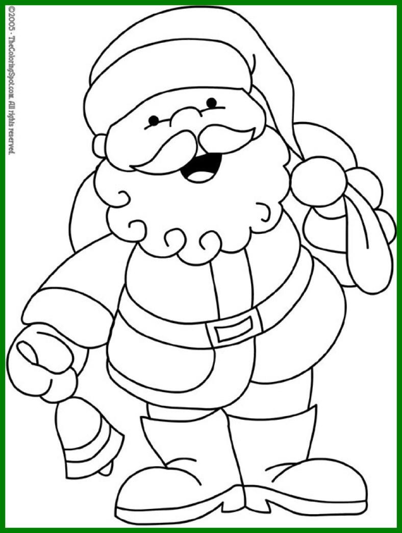 788x1044 Fascinating Comfortable Santa Sleigh Coloring Printable Entry Pic