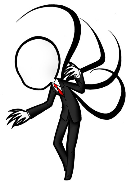 422x600 Slenderman Clipart Chibi Many Interesting Cliparts