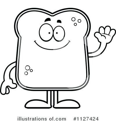 400x420 Bread Coloring Pages Bread Coloring Page Breadwinners Coloring