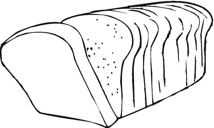 728x437 Bread Coloring Pages Medium Size Of Coloring Pages Bread