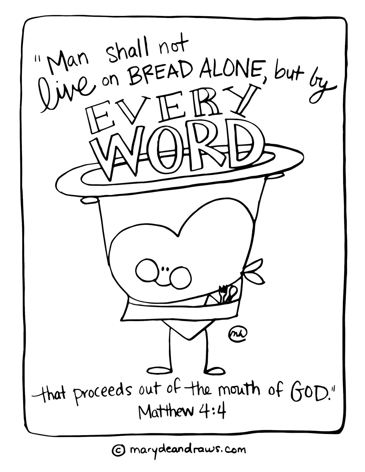 1237x1600 Coloring Pages Bread