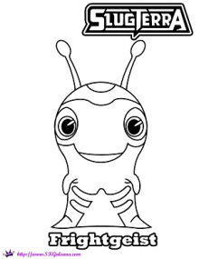 220x285 Slugterra Printables, Activities And Coloring Pages Cat