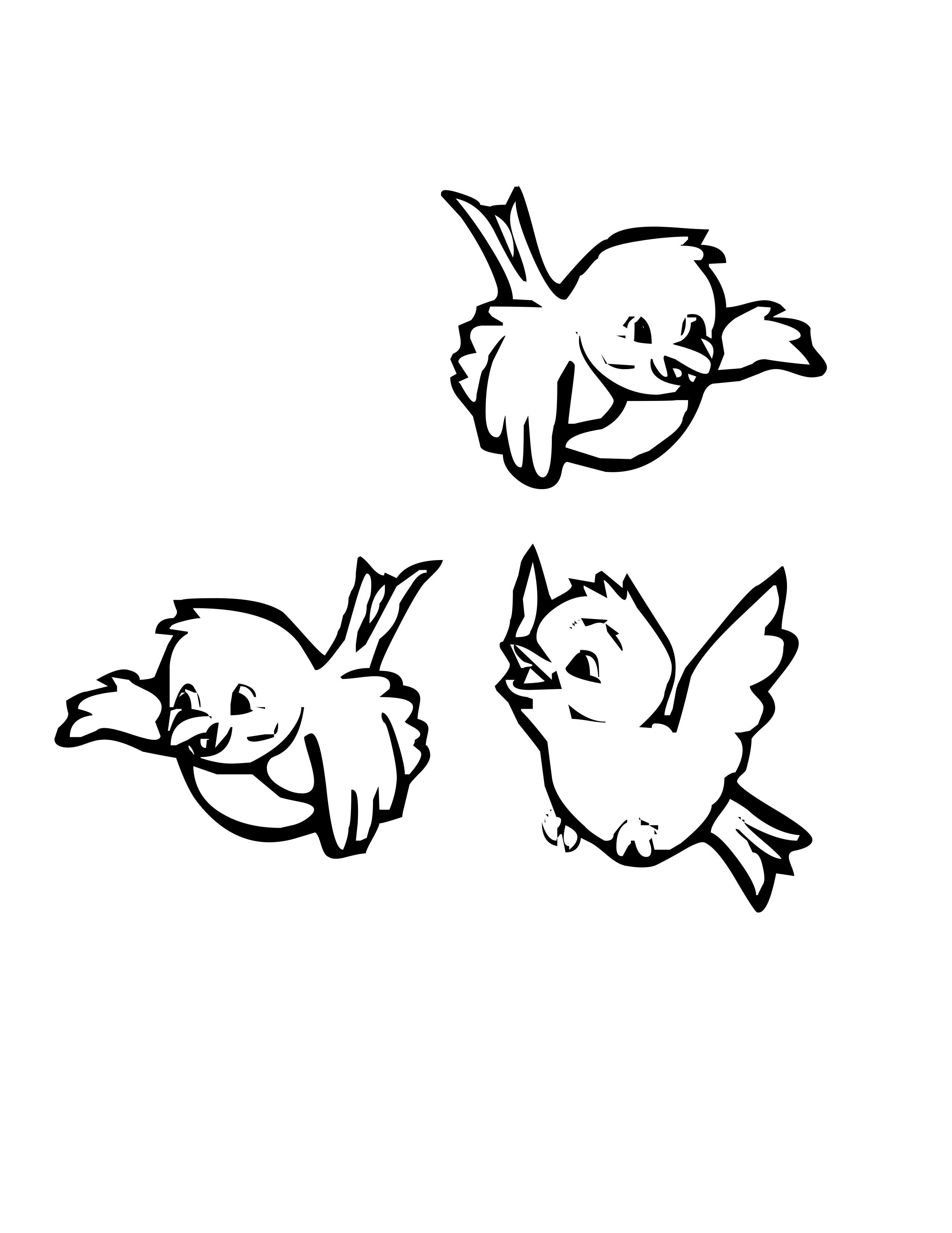 2550x3300 Lifetime Bird Color Sheet Free Printable Color