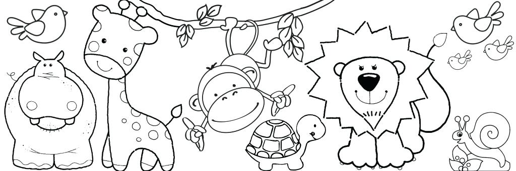 1024x341 Small Butterfly Coloring Pages Printable