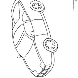 268x268 Small Car Coloring Page Archives