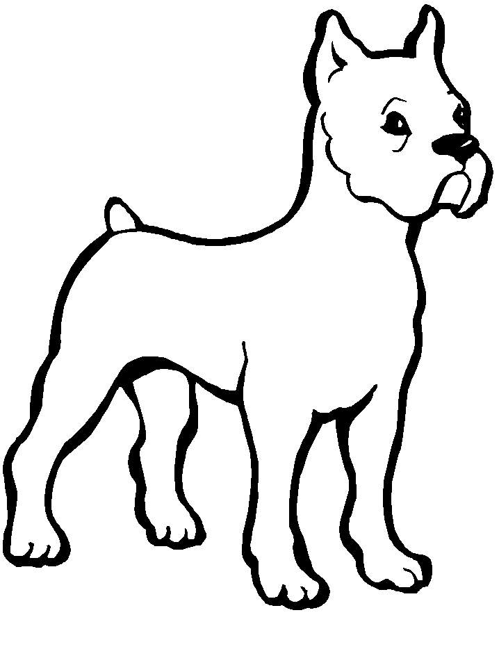 718x957 Cartoon Dog Coloring Pages Free Printable Coloring Pages Free