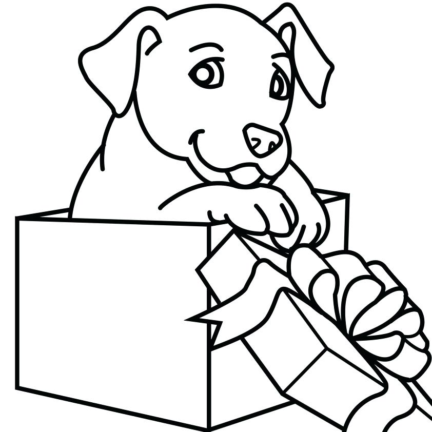 842x842 Free Puppy Coloring Pages Coloring Pages Of Cute Small Dog Free