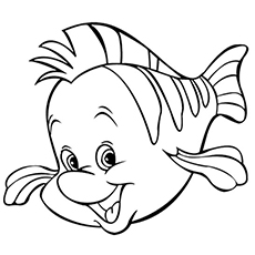 230x230 Top Free Printable Fish Coloring Pages Online