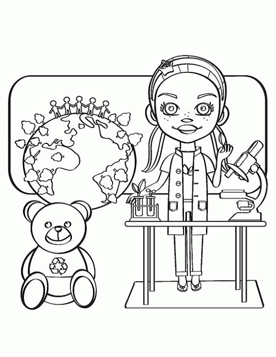 Smart Coloring Pages