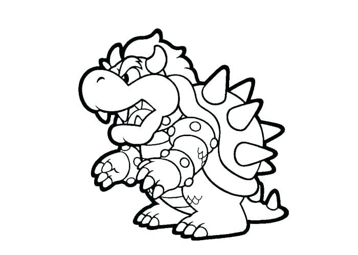 700x500 Super Mario Bros Coloring Sheets New Super Mario Bros Wii Coloring