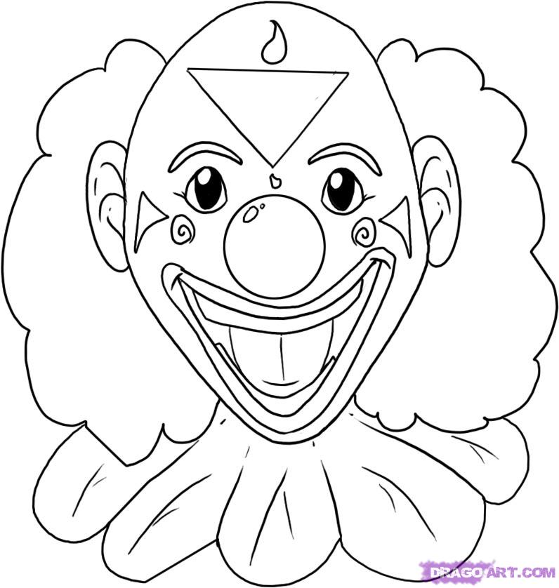 796x838 Laugh Now Cry Later Coloring Pages