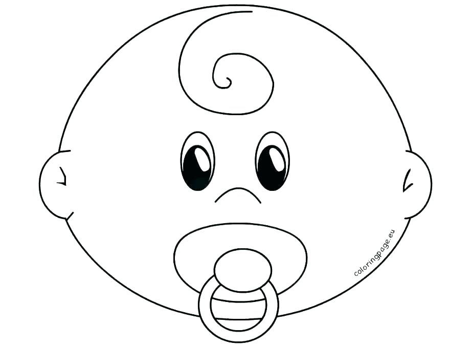 921x678 Happy Face Coloring Page Coloring Page Face Cute Monkey Coloring