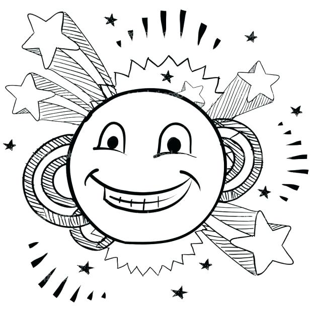 618x618 Smiley Face Coloring Page Cute Smiley Face Coloring Page Photos