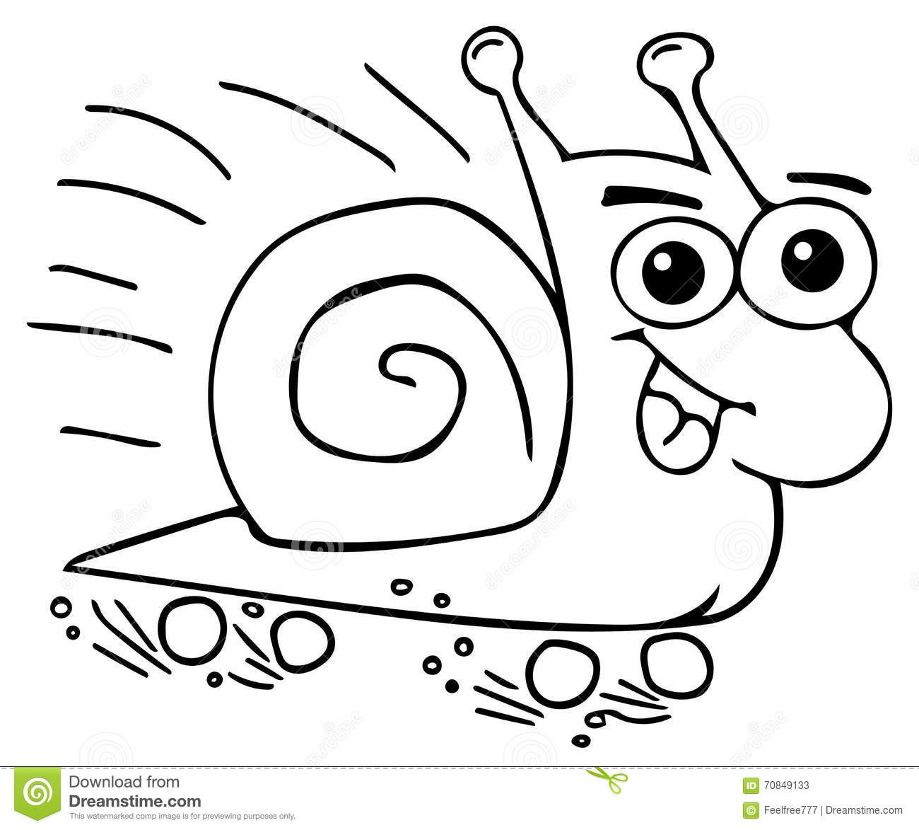 1300x1173 Cartoon Snail Coloring Page Free Printable Pages Stunning