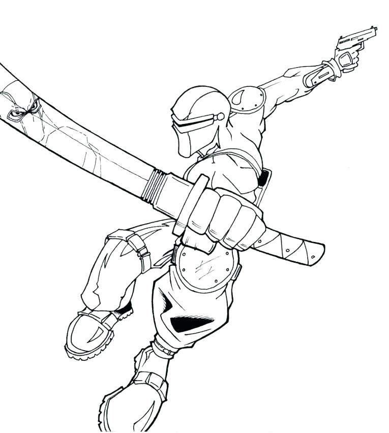 765x852 Gi Joe Coloring Pages Awesome Member Snake Eyes Coloring Pages Gi