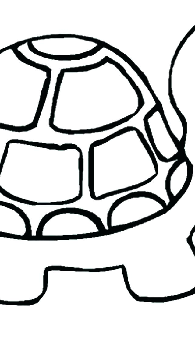 640x1136 Baby Turtle Coloring Pages Alligator Snapping Turtle Coloring