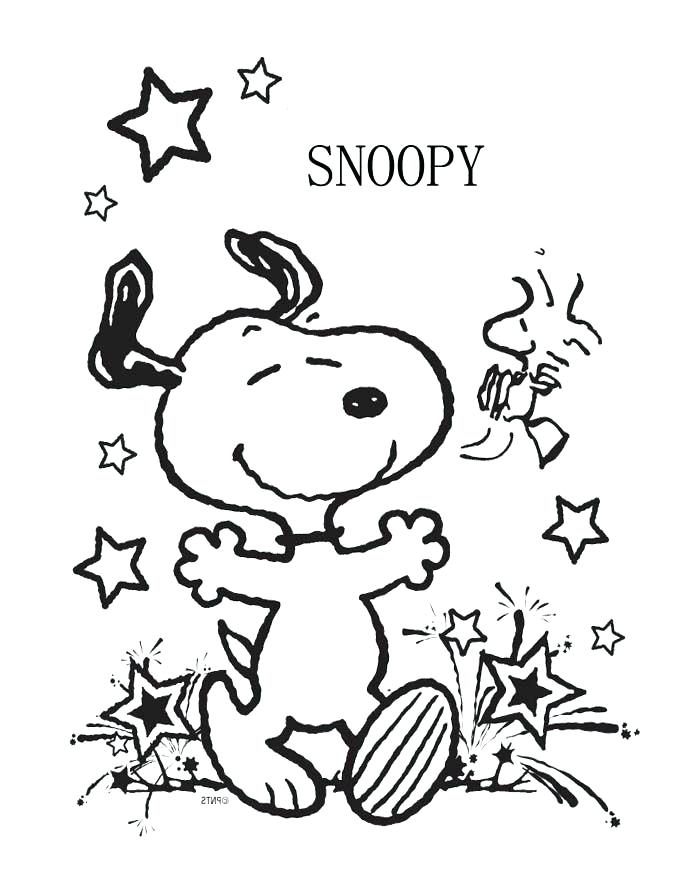 678x877 Coloring Pages Of Snoopy Snoopy Coloring Page Snoopy Coloring