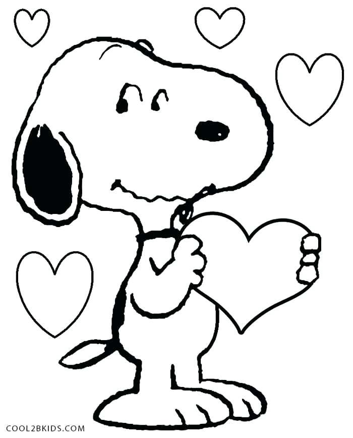 700x868 Coloring Pages Of Snoopy Snoopy The Golf Player Coloring Pages
