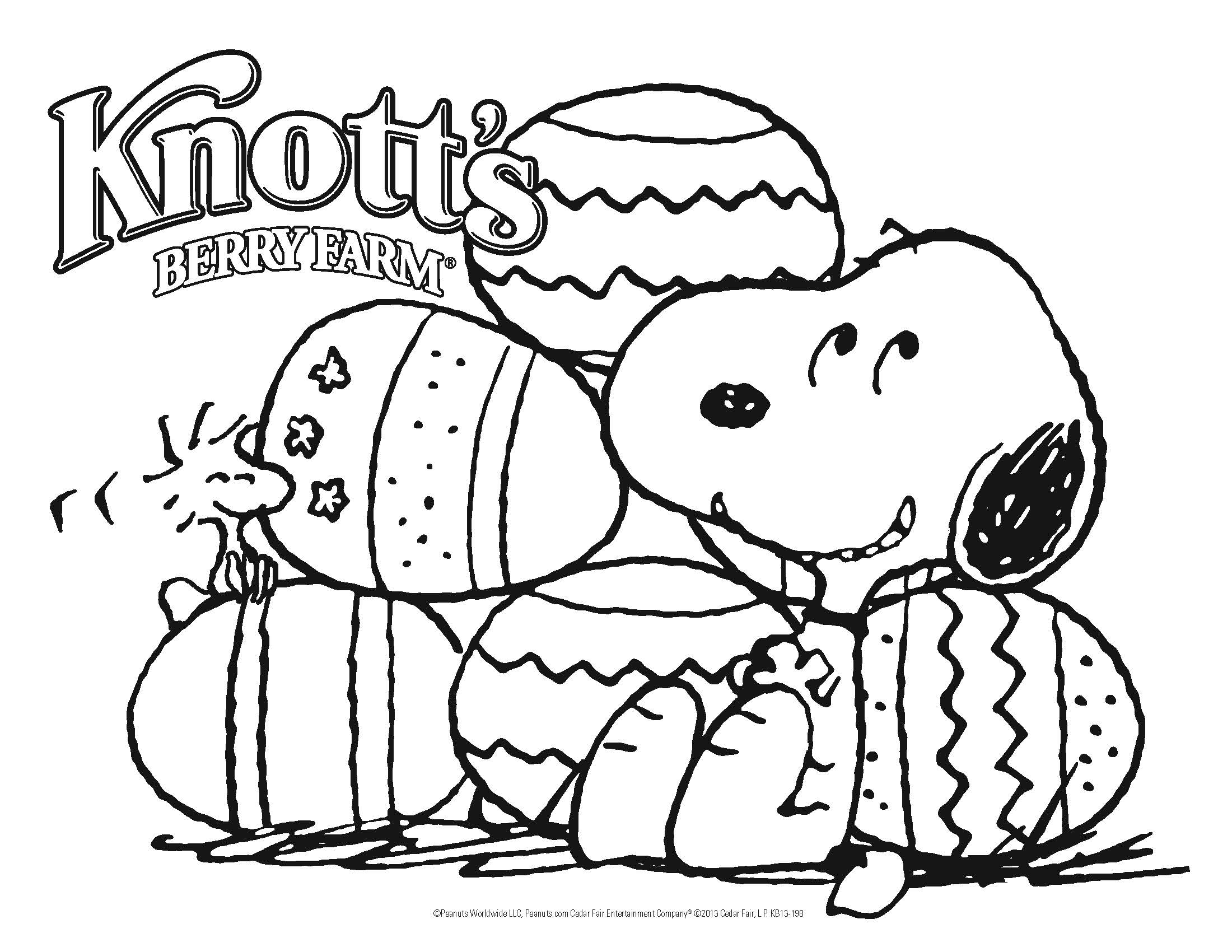 2200x1700 Halloween Snoopy Coloring Page Free Printable Pages Cartoons