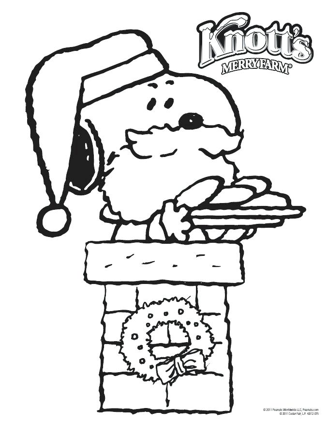 678x877 Snoopy Christmas Coloring Pages