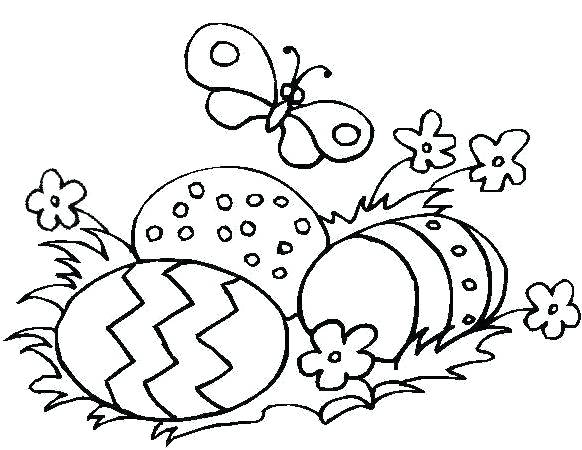 582x450 Easter Coloring Pages Snoopy