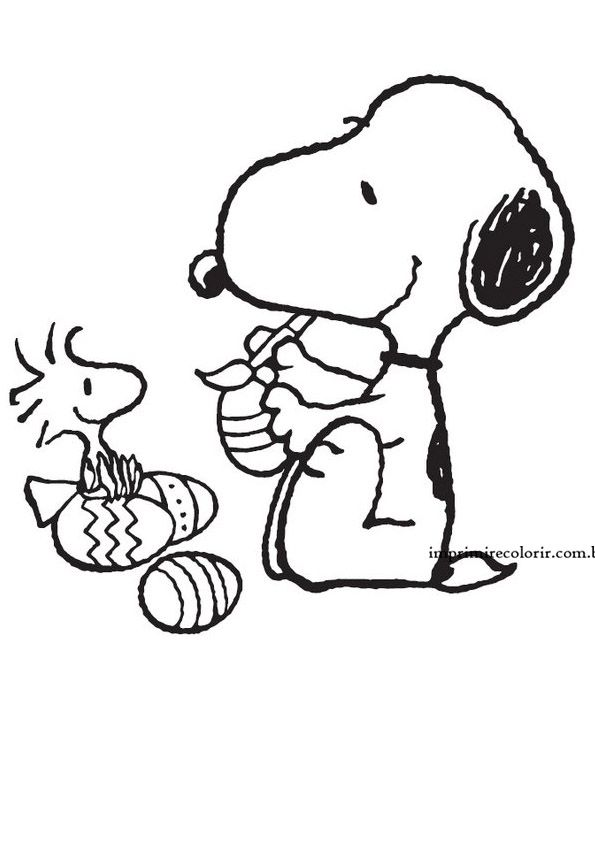 The Best Free Snoopy Coloring Page Images Download From 783 Free