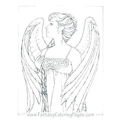 400x400 Christmas Angel Coloring Page Snow Angel Christmas Angel Colouring